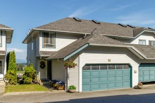 "Photo 1: 33 1355 CITADEL Drive in Port Coquitlam: Citadel PQ Townhouse for sale in ""CITADEL MEWS"" : MLS®# R2380297"