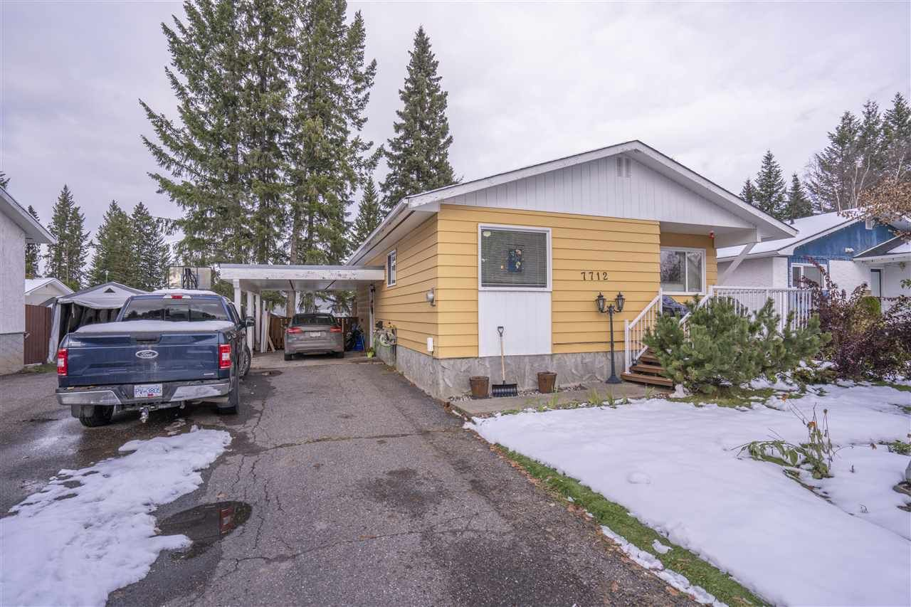 Main Photo: 7712 KINGSLEY Crescent in Prince George: Lower College House for sale (PG City South (Zone 74))  : MLS®# R2509914
