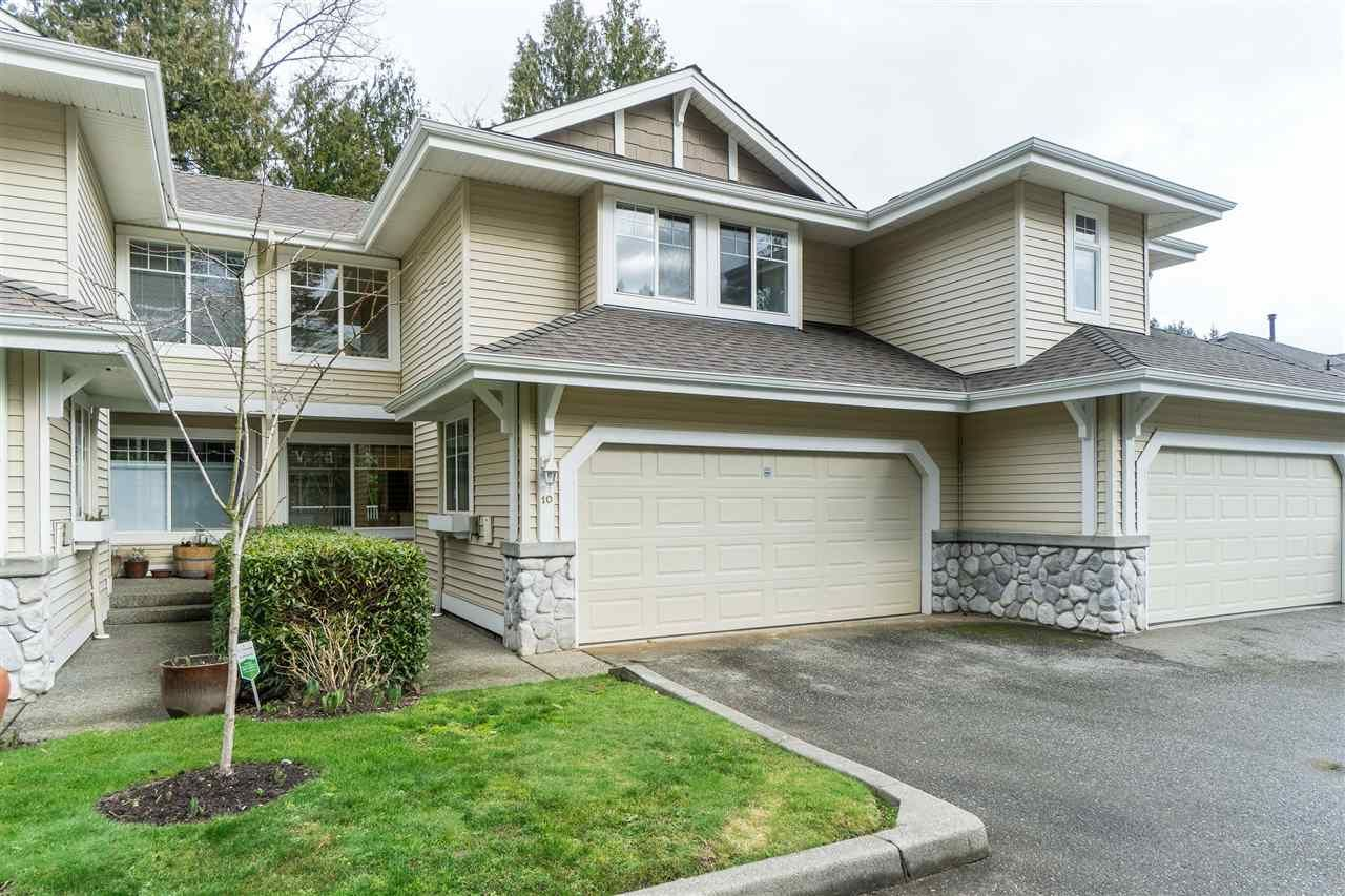 "Main Photo: 10 35253 CAMDEN Court in Abbotsford: Abbotsford East Townhouse for sale in ""Camden Court"" : MLS®# R2453370"