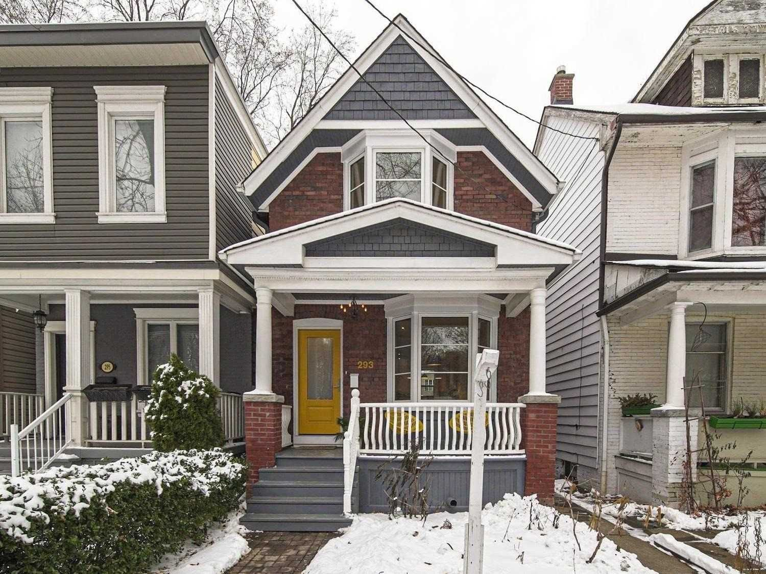 Main Photo: 293 Booth Avenue in Toronto: South Riverdale House (2-Storey) for sale (Toronto E01)  : MLS®# E4647605