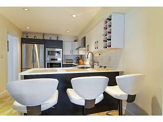 "Photo 3: 309 1230 QUAYSIDE Drive in New Westminster: Quay Condo for sale in ""TIFFANY SHORES"" : MLS®# V1118946"