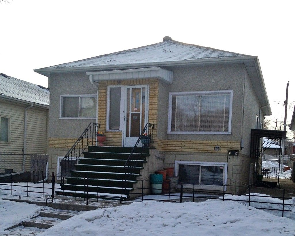 Main Photo: 9531 109A Avenue NW: Edmonton House for sale : MLS®# E3361830