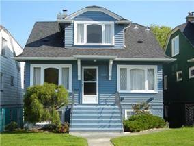 Main Photo: 2581 Charles Street in Vancouver: Renfrew VE House for sale (Vancouver East)  : MLS®# V1006911