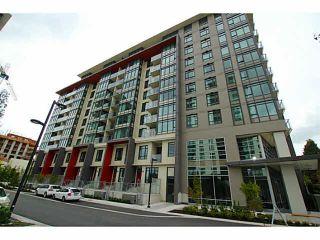 """Photo 1: 1107 7338 GOLLNER Avenue in Richmond: Brighouse Condo for sale in """"CARRERA BY POLYGON"""" : MLS®# V1141579"""