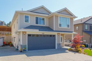 Photo 1: 3418 Ambrosia Cres in Langford: La Happy Valley House for sale : MLS®# 824201