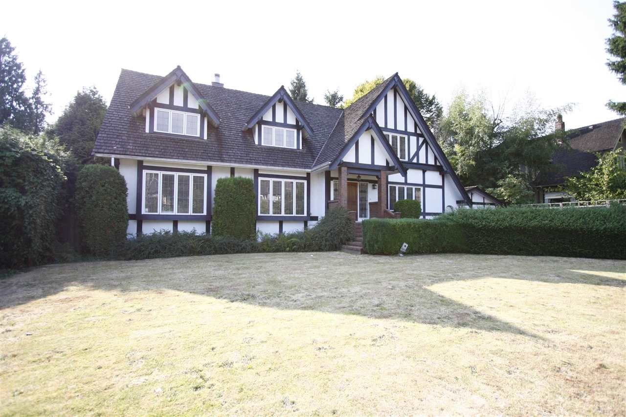 Main Photo: 5649 ANGUS Drive in Vancouver: Shaughnessy House for sale (Vancouver West)  : MLS®# V1139063