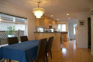 Photo 3: 5408 NORFOLK Street in Burnaby: Central BN 1/2 Duplex for sale (Burnaby North)  : MLS®# V615791