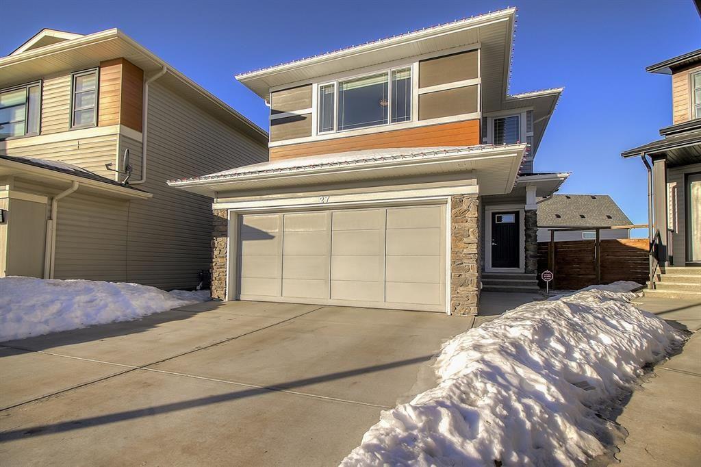 Main Photo: 27 Walden Mount SE in Calgary: Walden Detached for sale : MLS®# A1061206
