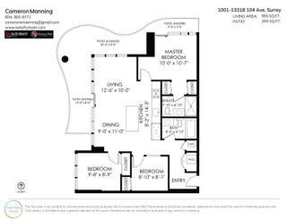 """Photo 37: 1001 13318 104 Avenue in Surrey: Whalley Condo for sale in """"Linea"""" (North Surrey)  : MLS®# R2608342"""
