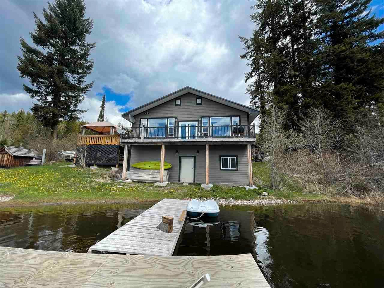 Main Photo: 3420 LITTLE LAKE Road: Likely House for sale (Williams Lake (Zone 27))  : MLS®# R2581456
