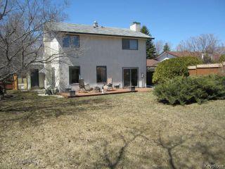 Photo 19: 58 Lakeglen Drive in WINNIPEG: Fort Garry / Whyte Ridge / St Norbert Residential for sale (South Winnipeg)  : MLS®# 1407605