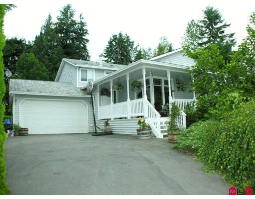 Main Photo: 32437 EGGLESTONE AV in Mission: House for sale : MLS®# F2821390