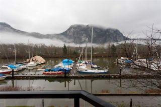 """Photo 4: 205 1468 PEMBERTON Avenue in Squamish: Downtown SQ Condo for sale in """"MARINA ESTATES"""" : MLS®# R2236360"""