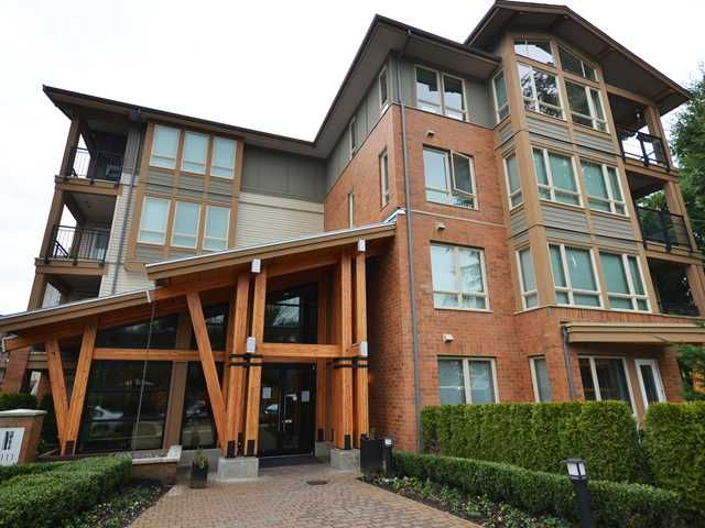 """Main Photo: 316 1111 E 27TH Street in North Vancouver: Lynn Valley Condo for sale in """"BRANCHES"""" : MLS®# V937033"""
