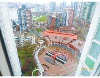 Photo 7: # 2607 1199 MARINASIDE CR in Vancouver: Yaletown Condo for sale (Vancouver West)  : MLS®# V1010569