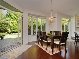 """Main Photo: 6 5880 HAMPTON Place in Vancouver: University VW Townhouse for sale in """"Thames Court"""" (Vancouver West)  : MLS®# R2598552"""