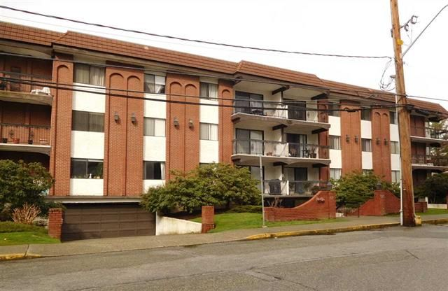 Photo 1: Photos: 108 625 Hamilton Street in New Westminster: Uptown NW Condo for sale (Vancouver West)  : MLS®# R2247881