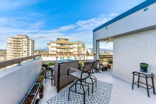 """Photo 1: PH1 620 SEVENTH Avenue in New Westminster: Uptown NW Condo for sale in """"Charter House"""" : MLS®# R2617664"""