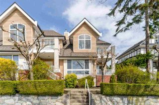 """Photo 1: 4 270 E KEITH Road in North Vancouver: Central Lonsdale Townhouse for sale in """"GLADWIN COURT"""" : MLS®# R2560533"""