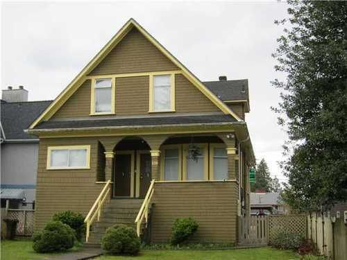 Main Photo: 239 19TH Street E in North Vancouver: Home for sale : MLS®# V877596