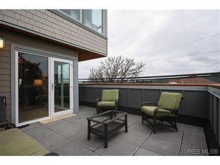 Photo 1: 101 4343 Tyndall Ave in VICTORIA: SE Gordon Head Row/Townhouse for sale (Saanich East)  : MLS®# 633908