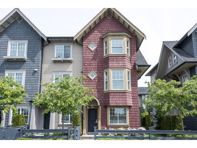 "Main Photo: 54 6450 187 Street in Surrey: Cloverdale BC Townhouse for sale in ""HILLCREST"" (Cloverdale)  : MLS®# R2062172"