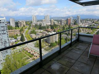 """Photo 13: 3102 7088 18TH Avenue in Burnaby: Edmonds BE Condo for sale in """"PARK 360"""" (Burnaby East)  : MLS®# V1113728"""