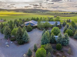 Main Photo: 370120 176 Street W: Rural Foothills County Detached for sale : MLS®# A1098259