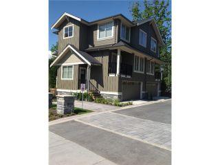 "Photo 1: 2 3266 147 Street in Surrey: Elgin Chantrell Townhouse for sale in ""Elgin Oaks"" (South Surrey White Rock)  : MLS®# F1402933"
