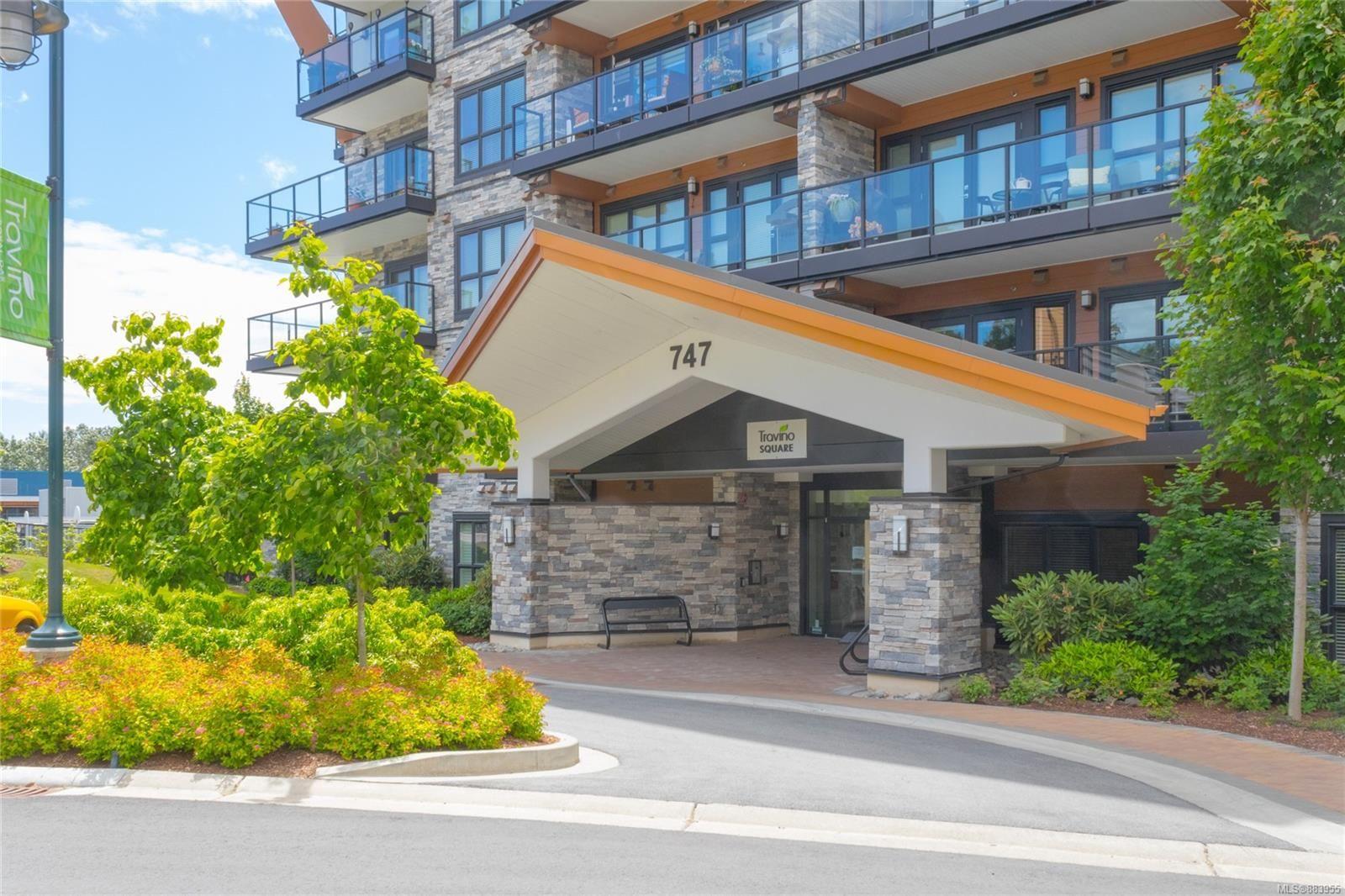 Main Photo: 506 747 Travino Lane in : SW Royal Oak Condo for sale (Saanich West)  : MLS®# 883955