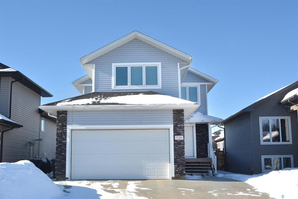 Main Photo: 139 Geary Crescent in Saskatoon: Hampton Village Residential for sale : MLS®# SK841868