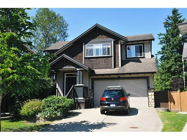 """Main Photo: 11750 237A Street in Maple Ridge: Cottonwood MR House for sale in """"ROCKWELL PARK"""" : MLS®# V1129445"""