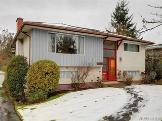 Photo 1: 1740 Mortimer St in VICTORIA: SE Mt Tolmie House for sale (Saanich East)  : MLS®# 750626