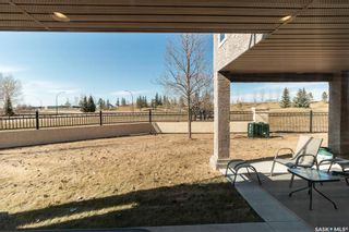 Photo 50: 111 201 Cartwright Terrace in Saskatoon: The Willows Residential for sale : MLS®# SK851519