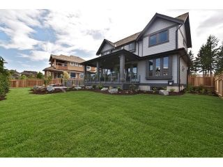 Photo 20: 3830 156A ST in Surrey: Morgan Creek House for sale (South Surrey White Rock)  : MLS®# F1441994