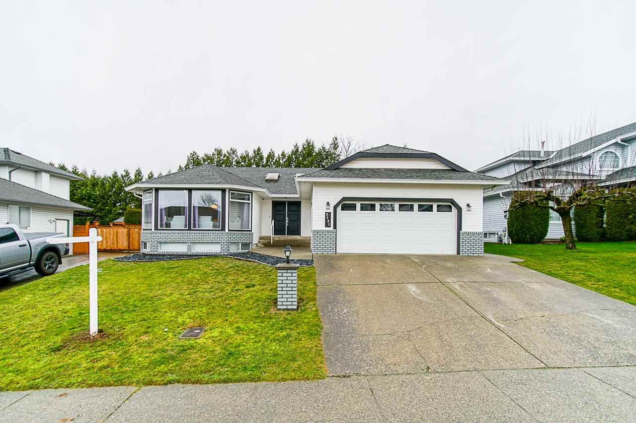 Main Photo: 3131 KINGFISHER Drive in Abbotsford: Abbotsford West House for sale : MLS®# R2536963