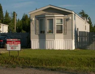 Photo 1: 5094 HENREY Road in Prince George: Lafreniere Manufactured Home for sale (PG City South (Zone 74))  : MLS®# N164534