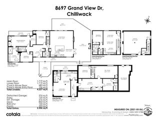 Photo 40: 8697 GRAND VIEW Drive in Chilliwack: Chilliwack Mountain House for sale : MLS®# R2577833