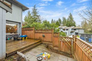 "Photo 11: 915 BRITTON Drive in Port Moody: North Shore Pt Moody Townhouse for sale in ""WOODSIDE VILLAGE"" : MLS®# R2554809"