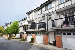 Photo 1: 16 9688 KEEFER AVENUE in Chelsea Estates: McLennan North Condo for sale ()  : MLS®# V1032407
