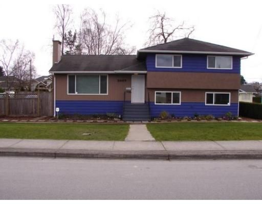 Main Photo: 3440 FRANCIS RD in Richmond: Seafair House for sale : MLS®# V693328