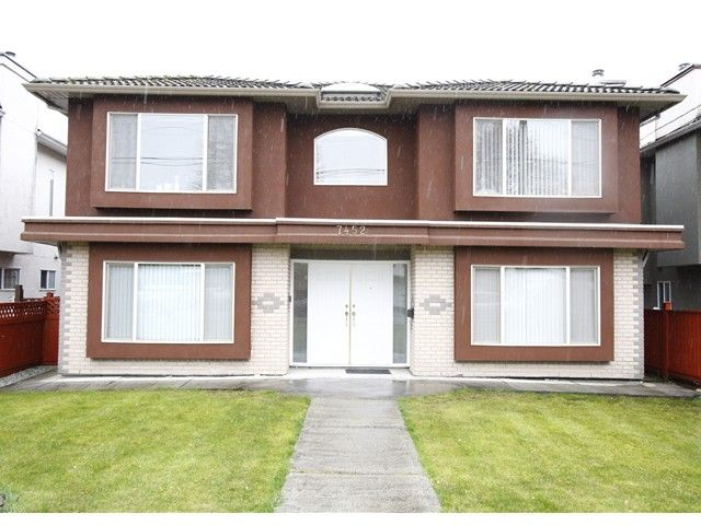 Main Photo: 7452 18TH Avenue in Burnaby: Edmonds BE House for sale (Burnaby East)  : MLS®# V1112242