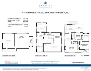 "Photo 40: 114 SAPPER Street in New Westminster: Sapperton House for sale in ""Sapperton"" : MLS®# R2502964"