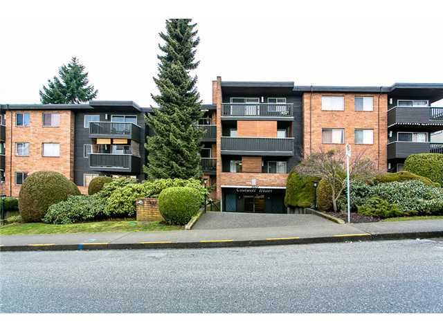 """Main Photo: 304 1011 FOURTH Avenue in New Westminster: Uptown NW Condo for sale in """"CRESTWELL MANOR"""" : MLS®# V1047603"""