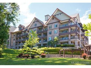 Photo 1: 301 1395 Bear Mountain Pkwy in VICTORIA: La Bear Mountain Condo for sale (Langford)  : MLS®# 760871
