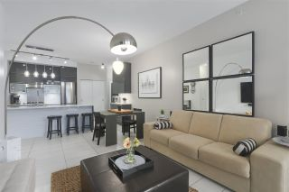 "Photo 1: 306 1252 HORNBY Street in Vancouver: Downtown VW Condo for sale in ""PURE"" (Vancouver West)  : MLS®# R2360445"
