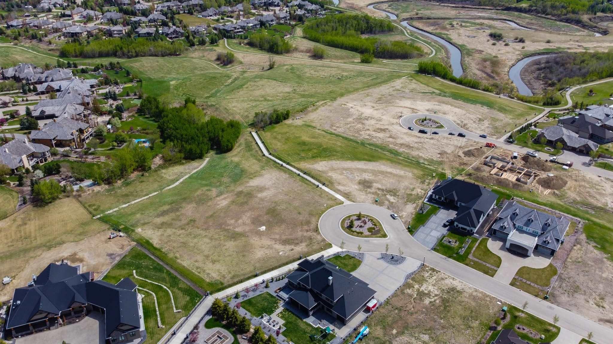 Main Photo: 96 PINNACLE Crest: Rural Sturgeon County Rural Land/Vacant Lot for sale : MLS®# E4246002