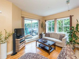 "Photo 3: 106 2216 W 3RD Avenue in Vancouver: Kitsilano Condo for sale in ""RADCLIFFE POINTE"" (Vancouver West)  : MLS®# V1063065"