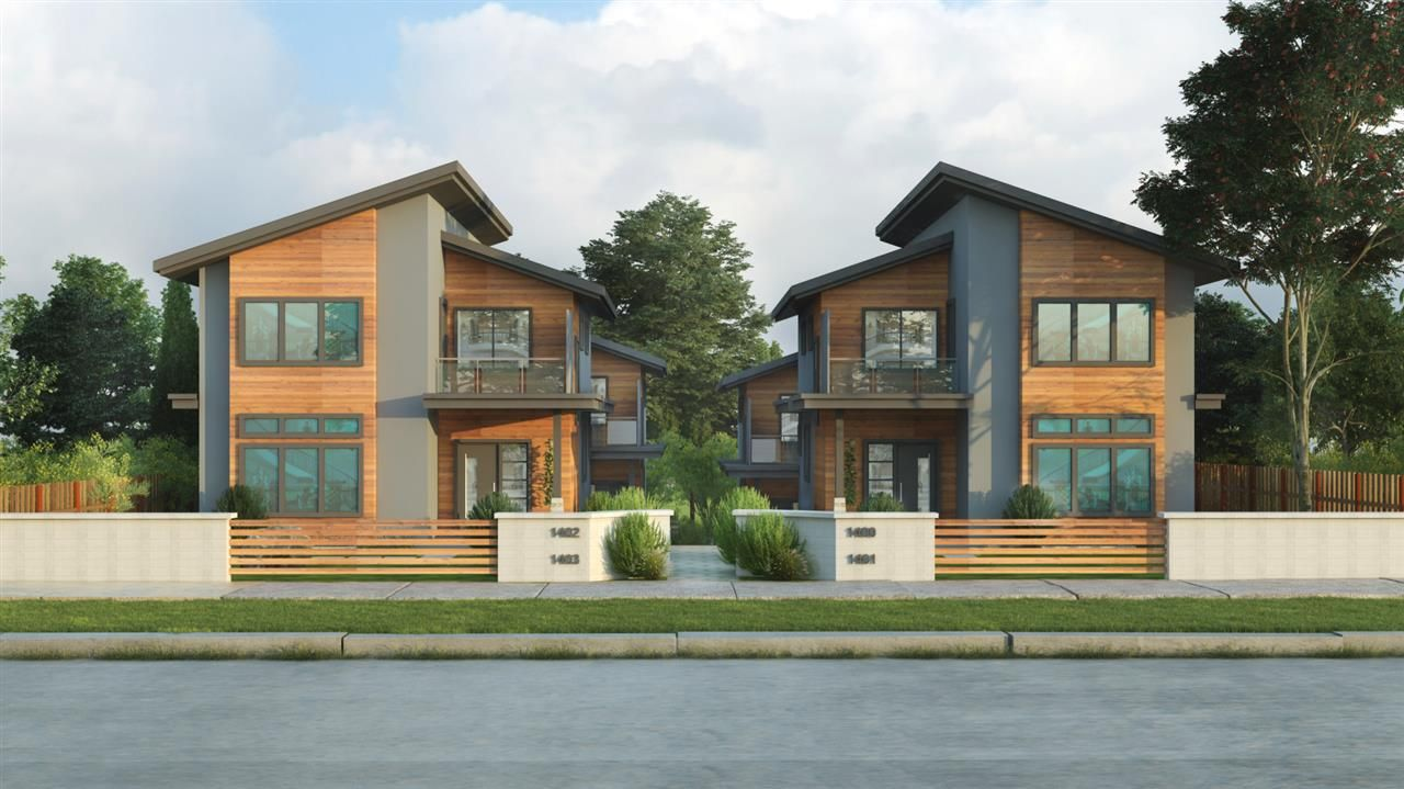 Main Photo: 1400 AUSTIN Avenue in Coquitlam: Central Coquitlam Land for sale : MLS®# R2265183