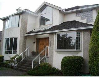 Main Photo: 4067 W 38TH AV in Vancouver: Southlands House for sale (Vancouver West)  : MLS®# V541020